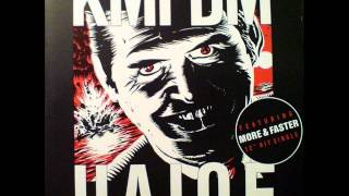 KMFDM - More And Faster 243 Vinyl Rip