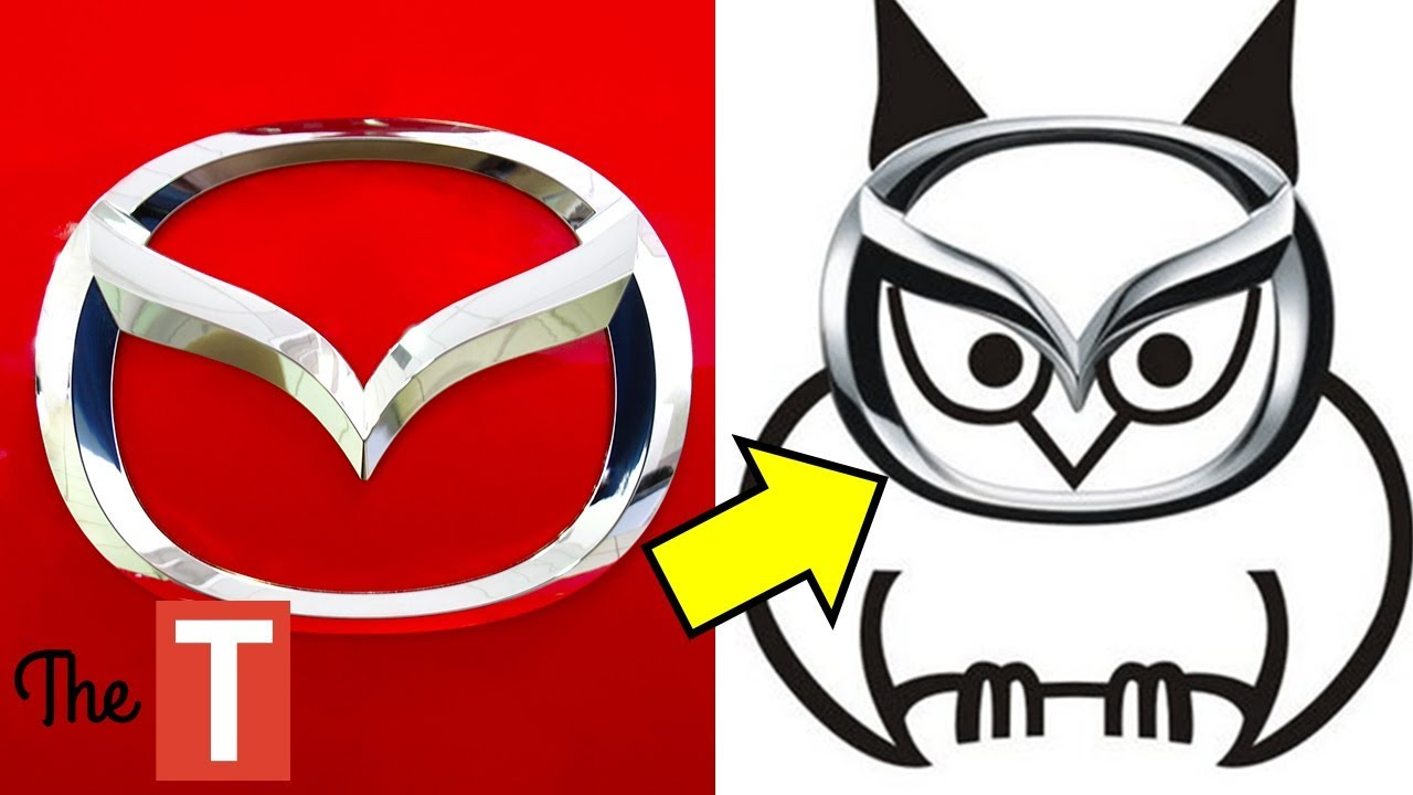 Secrets Behind The Worlds Most Famous Car Logos Youtube