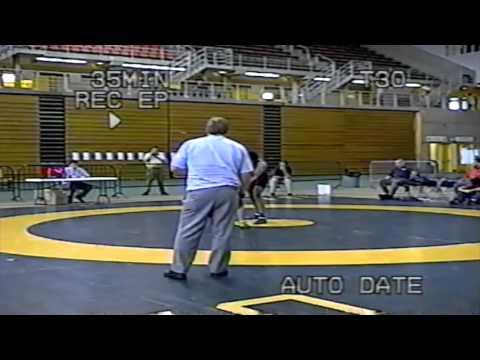 2004 Canada West Championships: 130 kg Mikhail Abdul-Latif (SFU) vs. Chris Kulbida (SASK)