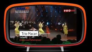 Trio Macan - Cicilalang (Live Performance)