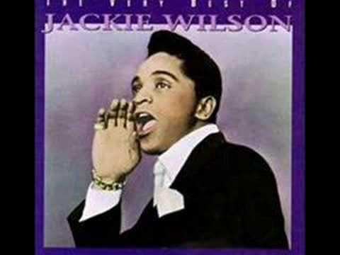 JACKIE WILSON - THE WHISPER GETTIN LOUDER