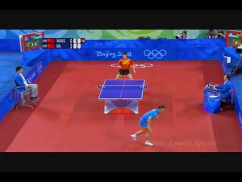 Beijing Olympics 2008 Table Tennis Men