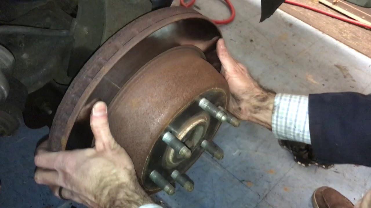 small resolution of dhs diy drum parking brake adjustment 2002 gmc yukon denali