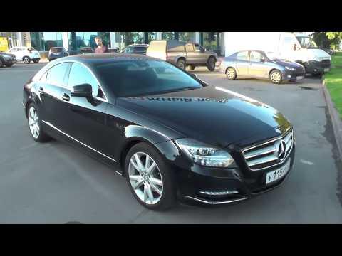 Выбираем б\у авто Mercedes-Benz CLS350 W218 (бюджет 1.600-1.700тр)