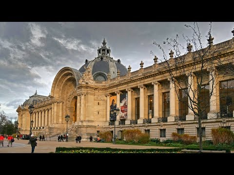Petit Palais Paris,  December 2017, The Permanent Collection. 4K-UHD.