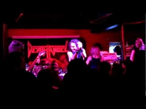 Death Angel-3rd Floor/ Live PVD Social Club