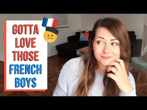 12 Signs You're DATING A FRENCHMAN (You Know Your Are Dating French Men When...)
