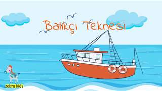 Deniz ve Hava Taşıtları - Baba Parmak - Baby Finger Song