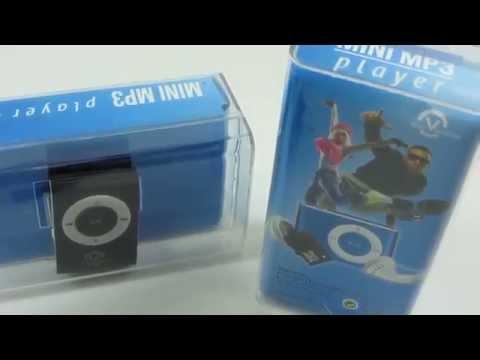 ODTWARZACZ MP3 CZYTNIK KART microSD KLIPS GOK17A