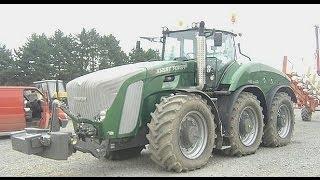 Tractor Fendt Trisix Vario Massive Tractor [USA made]