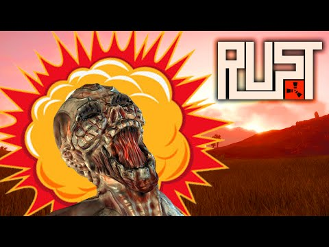 FACE EXPLOSION DEATH ★ Rust (19): Survival Games thumbnail