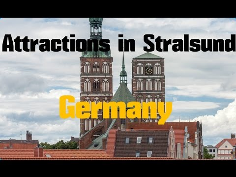 Top 11. Best Tourist Attractions in Stralsund - Travel Germany