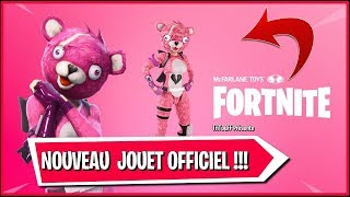 Nouvelle Figurine Fortnite Battle Royal (New Toy's official) OMG !!