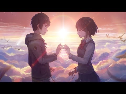 Kimi no Na wa Your Name Music OST  【Piano 】 君の名は/Radwimps Anime Soundtracks 1 Hour