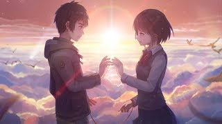 Kimi no Na wa (Your Name) Music OST - 【Piano Cover】 君の名は/Radwimps Anime Soundtracks (1 Hour)