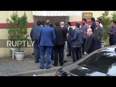 Turkey: Group enters Saudi Consulate as Khashoggi probe expected