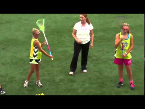 Teach Youth Players To Cradle The Ball Lacrosse 2015 26 Youtube