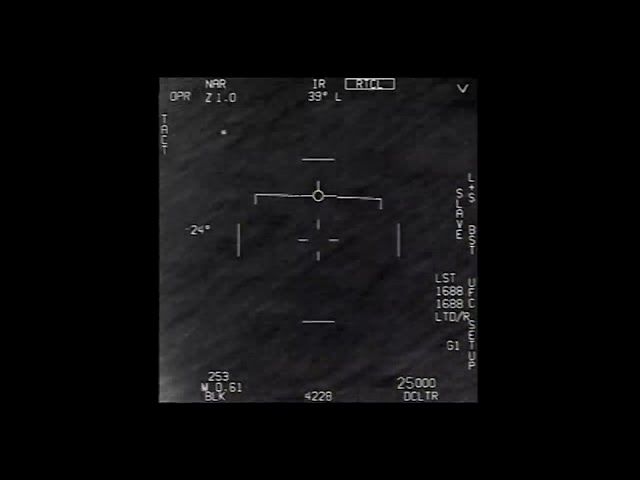 UFO raw footage released by the Pentagon | FOX 5 DC
