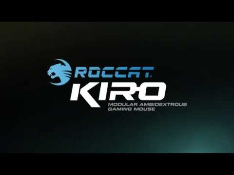 ROCCAT Kiro | Announcement Trailer