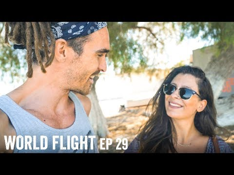 SHE'S AMAZING! - World Flight Episode 29