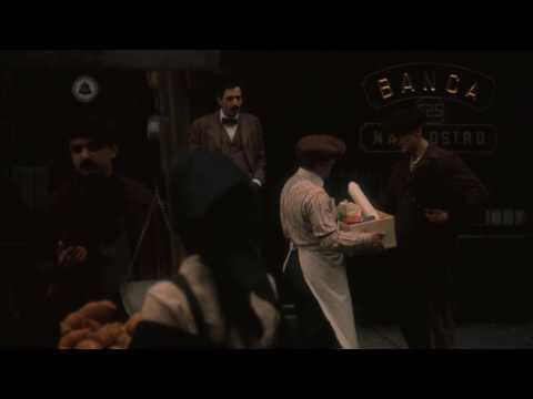 Крестный отец 2. Вито Корлеоне увольняют из-за племянника Фануччи.