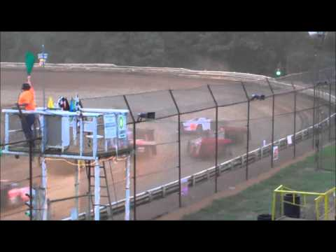 Tyler County Speedway - 24th Annual Earl Hill Memorial Heats & B-Main - (6/23/12)