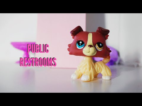 LPS: 10 Things I Hate About Public Restrooms!