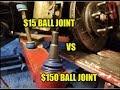 Steeda x2 Ball joint install