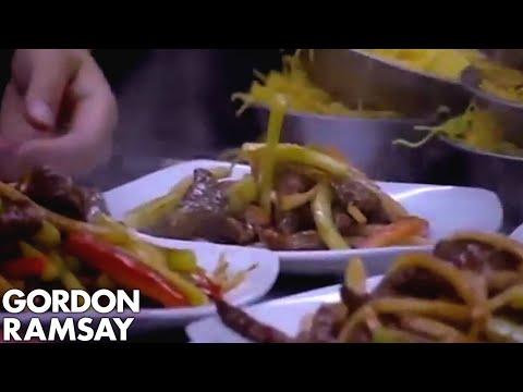 Best Chinese Restaurant :Yu & You - Gordon Ramsay