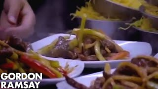 Best Chinese Restaurant :Yu & You - Gordon Ramsay