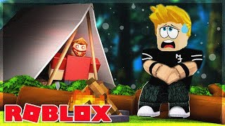THE SECRET END OF CAMPING! Roblox Camping