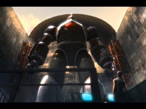 Godaizer. Giant Robot vs Monster Animated Short. Full Length 19 min version.