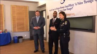San Diego Police Chief Shelly Zimmerman on the genesis of Game Changer