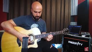 SE ELECTRONICS vr2 voodoo - guitar demo [Alin ILIES]