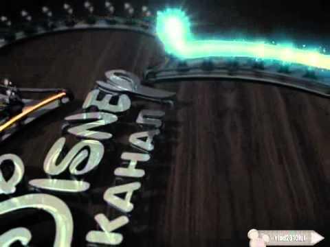 Disney Channel Russia - Your Bright Night Intro
