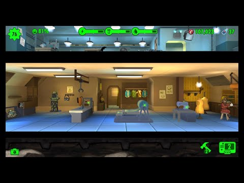 [*/\*] Fallout Shelter - Unlocking Room OUTFIT WORKSHOP