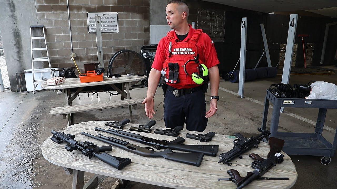 《美國休士頓警方的裝備介紹》應有盡有