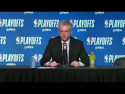 Joe Prunty Postgame Interview | Celtics vs Bucks - Game 3 | April 20, 2018 | 2018 NBA Playoffs