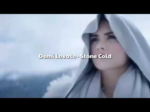 Demi Lovato - Stone Cold (Lyrics Video)