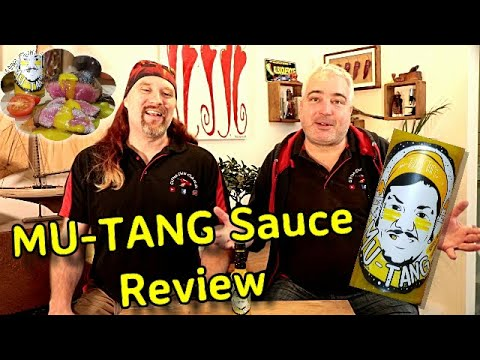 Tubby Tom's Mustard Tangy (Mu-Tang) Sauce Review
