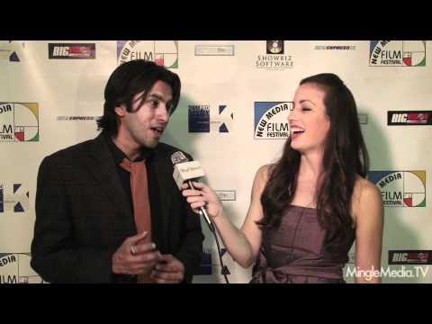 Sunil Sadarangani at the Manhattan Short Film Festival Red Carpet Los Angeles Event