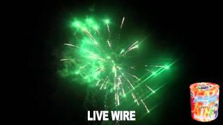 LIVE WIRE -FIREWORKS