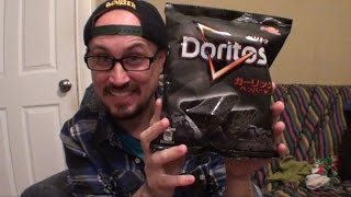 Brad Tries Japanese Halloween Doritos