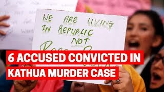 Kathua rape and murder case: Six of seven accused convicted by Pathankot court