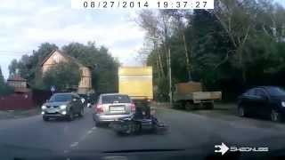 Những vụ tai nạn môt kinh hoàng+ hài hước trên đường phố