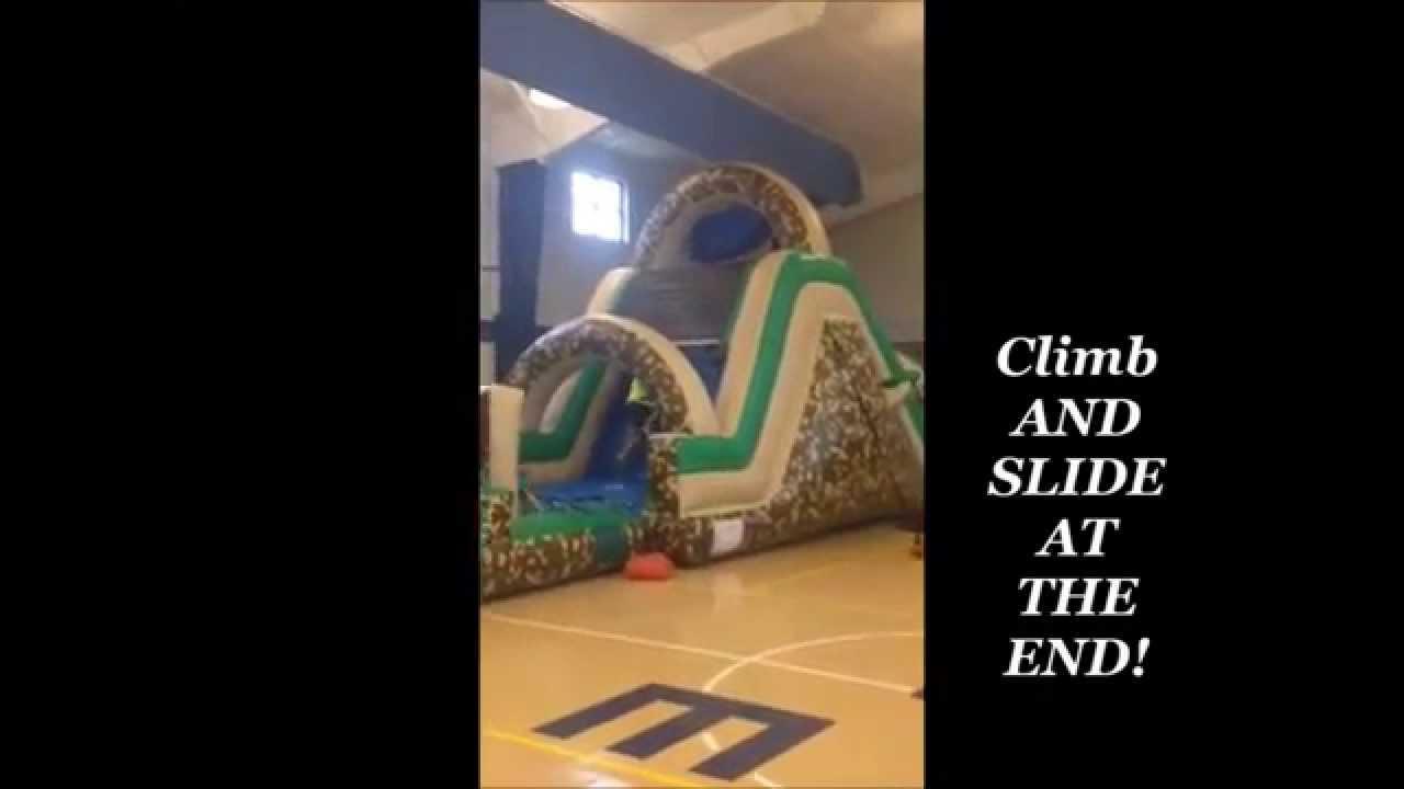 backyard bouncers clinton tn knoxville tn youtube