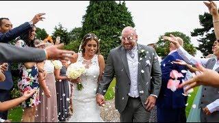 Bob and Emma, The Wedding - 2017