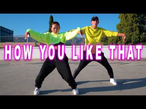 BLACKPINK - &39;How You Like That&39; Dance  Matt Steffanina & Nicole Laeno Choreography