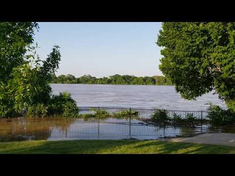 Riverwalk Flooding