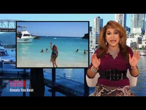 Finding Inspiration: Luisa in Bermuda (Part 1)
